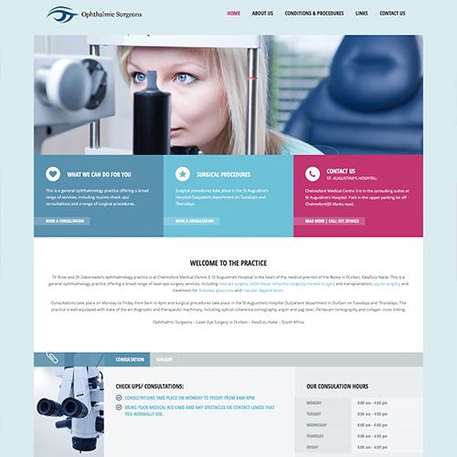 Ophthalmic Surgeons