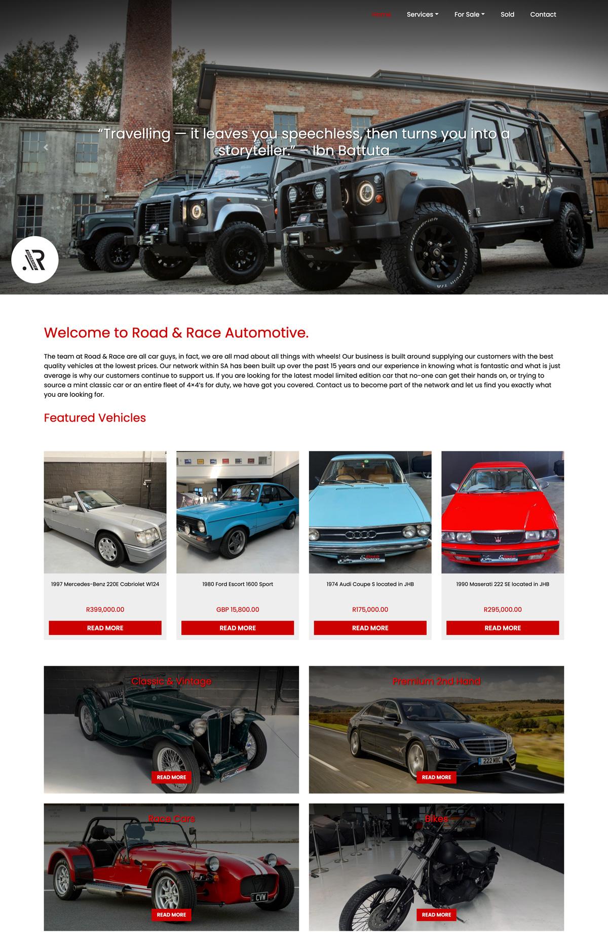 Road & Race Automotive